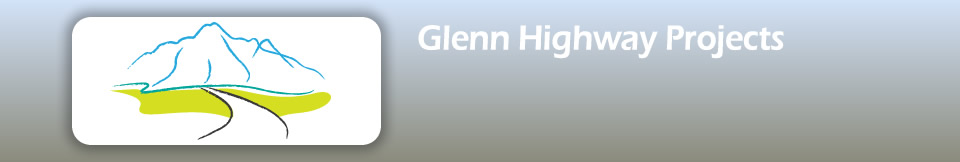Glenn Highway MP 34-42 Reconstruction